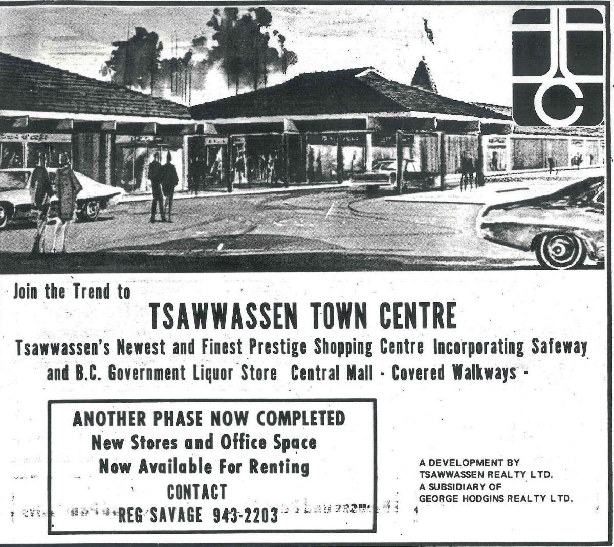 Tsawwassen Town Centre Community