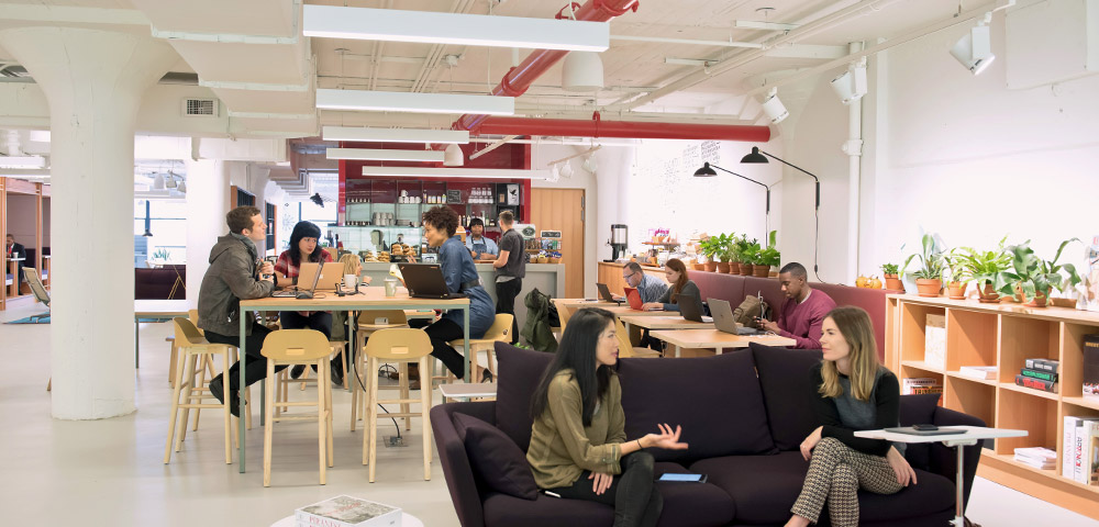Regus Spaces Long Island City
