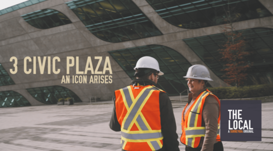 3 Civic Plaza Icon Arises