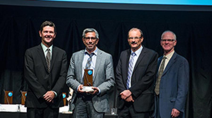 Ormidale Block wins CUI Brownie Award