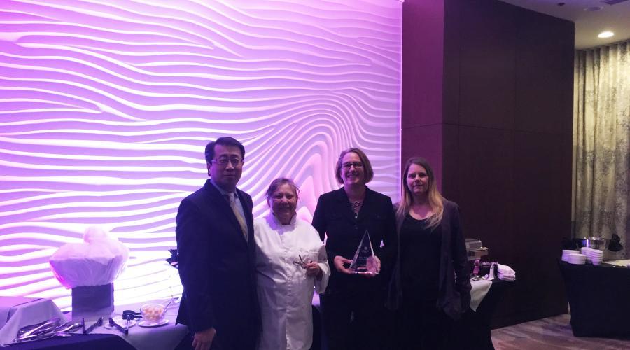 Emma McDonald Wins Coast's Entrepreneur of the Year Award