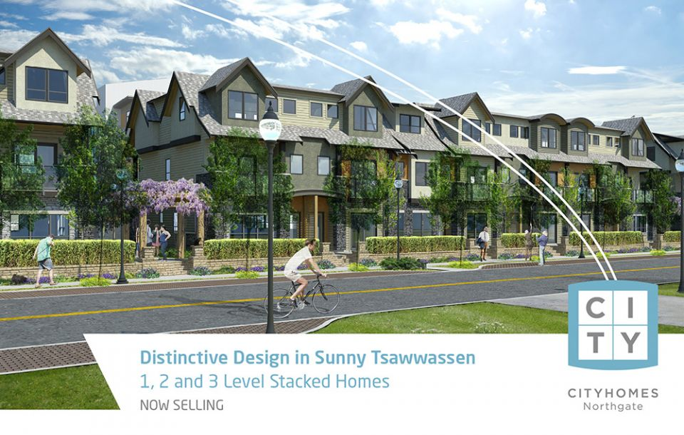 CityHomes - Townhomes in Tsawwassen, BC
