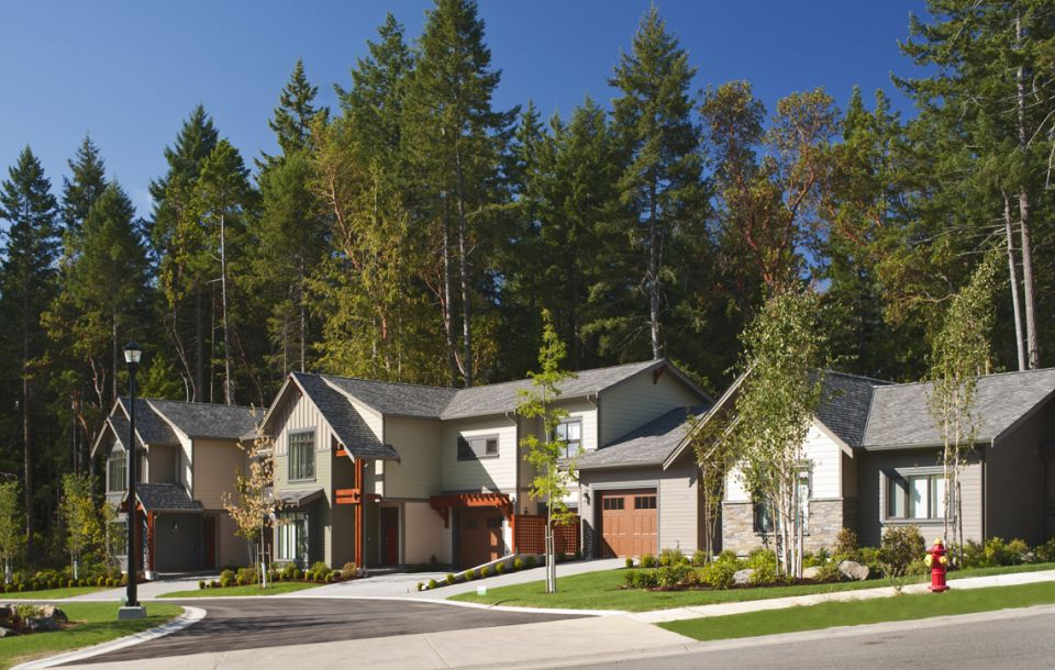 The Ridge - Townhouses for sale in Nanaimo